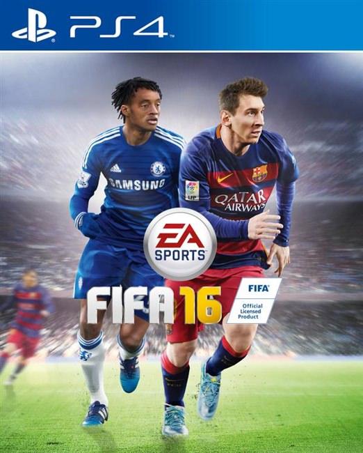 Cuadrado Fifa 16 Cover