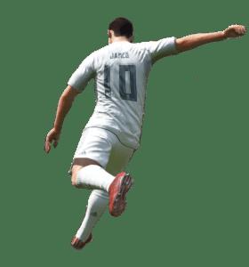 FIFA 18 Mittelfeldspieler