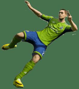 FIFA 18 Stürmer
