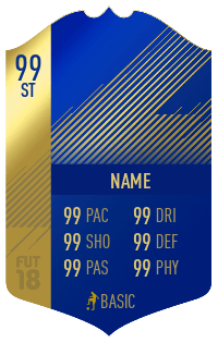 FUT CARDS: MEANING OF INDIVIDUAL COLORS